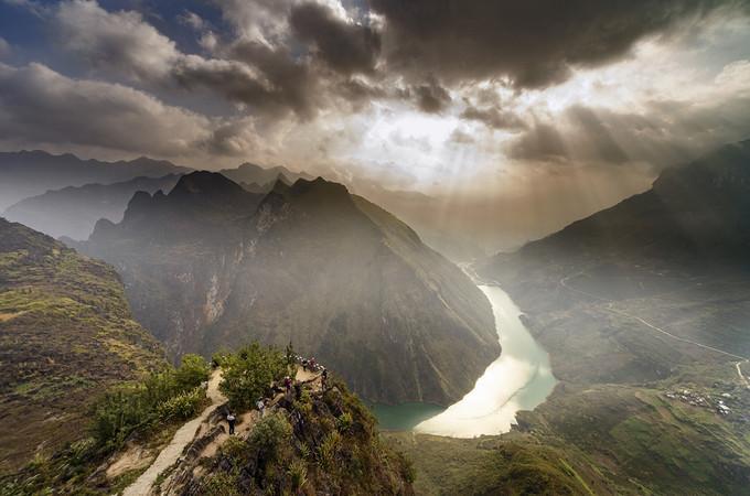 Hãy một lần chinh phục sông Nho Quế để thấy thiên nhiên hùng vĩ thế nào! - ảnh 6