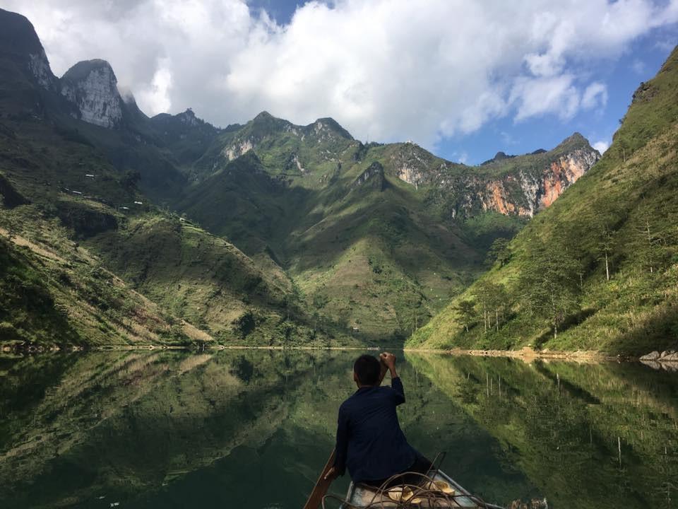 Hãy một lần chinh phục sông Nho Quế để thấy thiên nhiên hùng vĩ thế nào! - ảnh 7