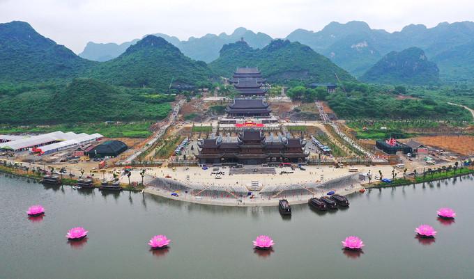 Đến và chiêm ngưỡng chùa Tam Chúc – ảnh 2