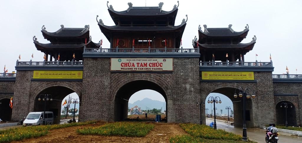 Đến và chiêm ngưỡng chùa Tam Chúc – ảnh 5