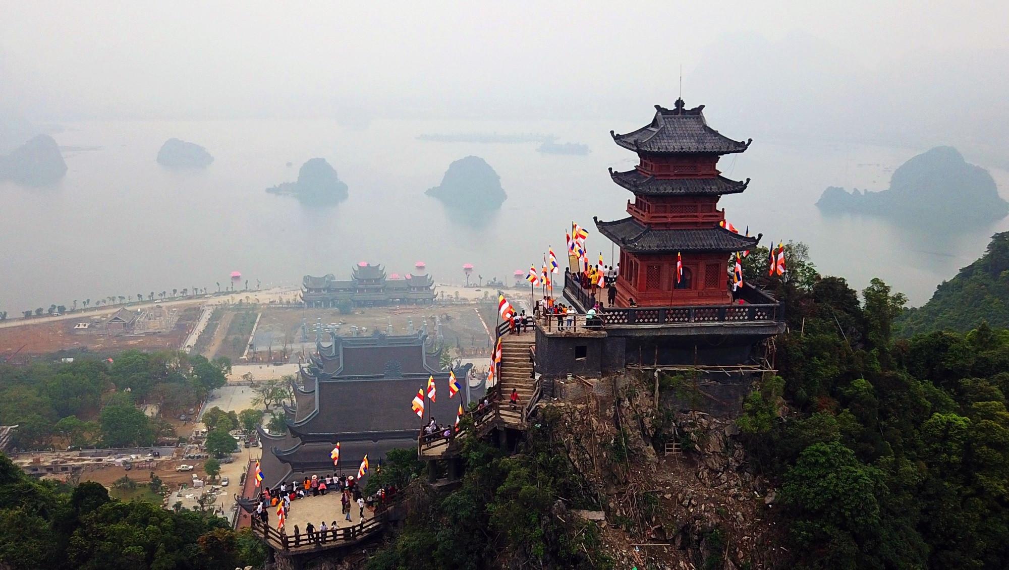 Đến và chiêm ngưỡng chùa Tam Chúc – ảnh 7