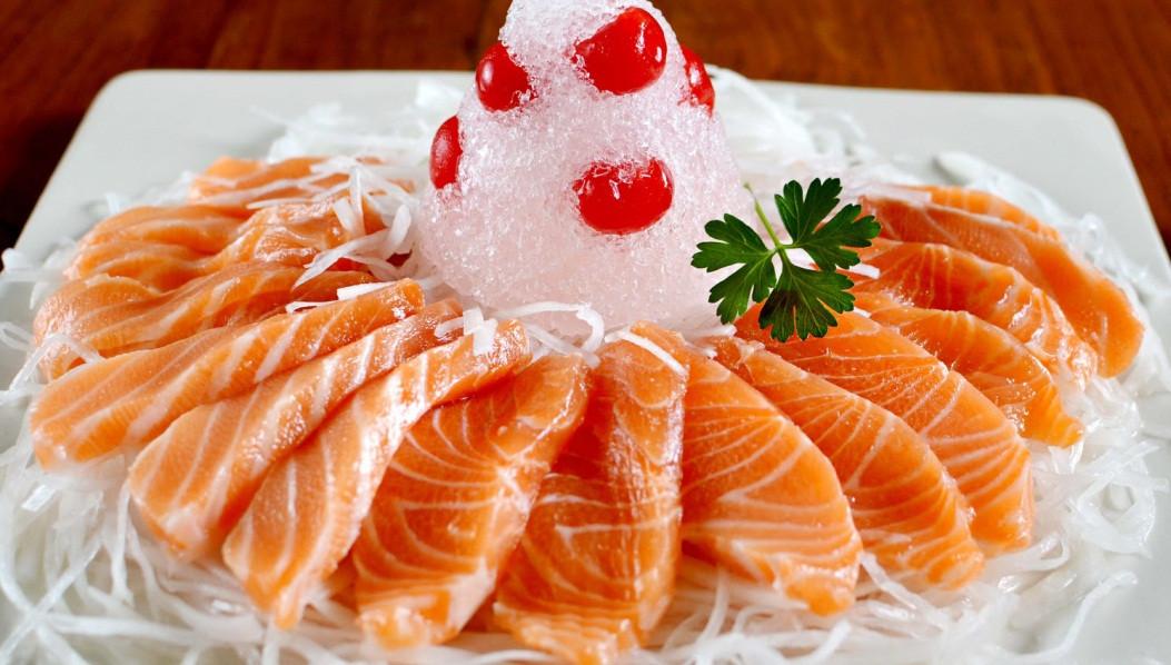 """những món ăn đặc sản Sapa ngon """"quên lối về"""" - cá Hồi"""