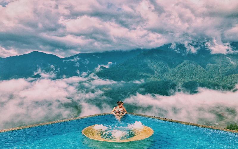 Nghỉ dưỡng cao cấp tại ốc đảo yên bình Pistachio Hotel Sapa chỉ có 600K - ảnh 3