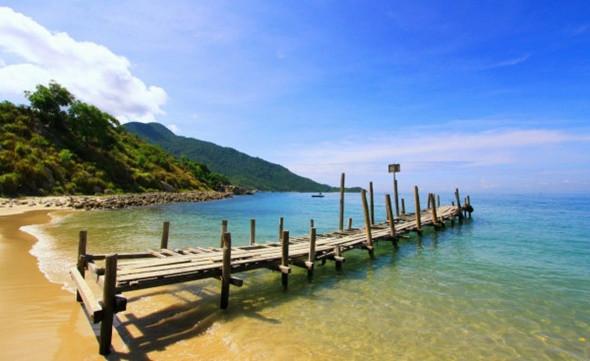 Ngẩn ngơ trước vẻ đẹp của làng chài Hàm Ninh - ảnh 1