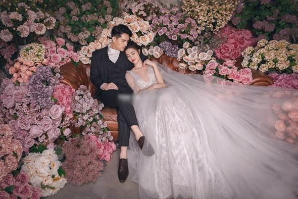 Vinpearl Phú Quốc – địa điểm tổ chức hôn lễ của cả hai thu hút sự quan tâm của nhiều người.