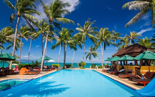 Những Khách Sạn, Resort Giá Rẻ Ở Phú Quốc - Coco Palm Beach Resort & Spa