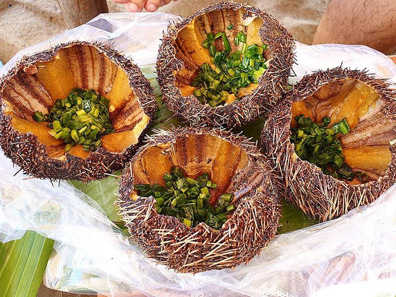 Những đặc sản nên thử khi đi đảo Bình Ba - ảnh 4