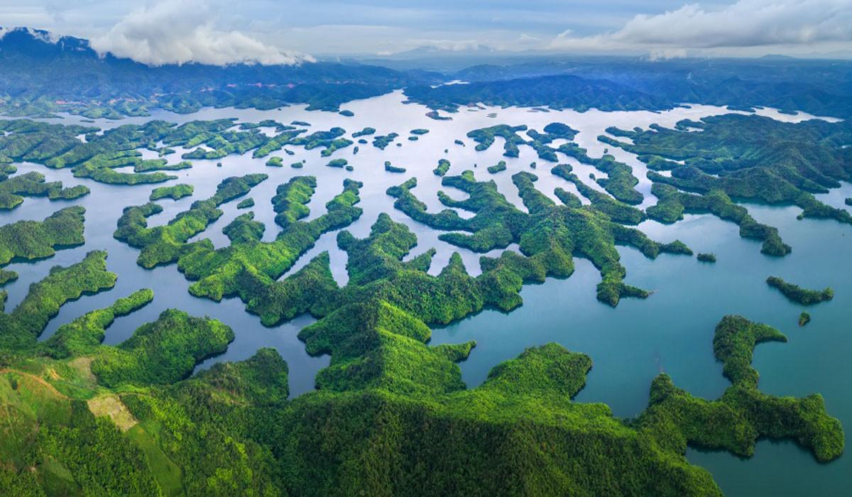 """Hồ Tà Đùng – """"Vịnh Hạ Long"""" của Tây Nguyên - ảnh 3"""