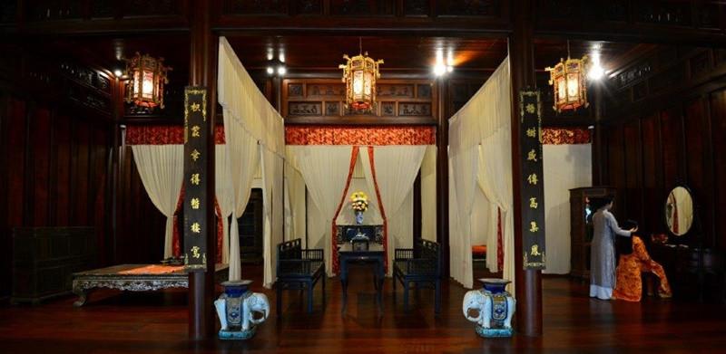 Đắm mình trong không gian kiến trúc cung đình vàng son tại Đại Nội Huế - ảnh 7