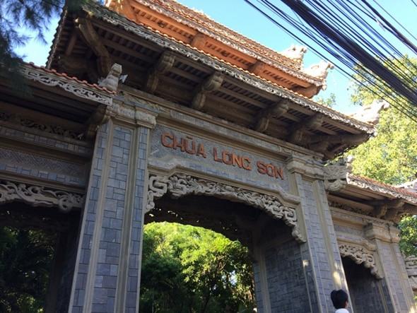 Khám phá chùa Long Sơn cổ kính - Ảnh 2