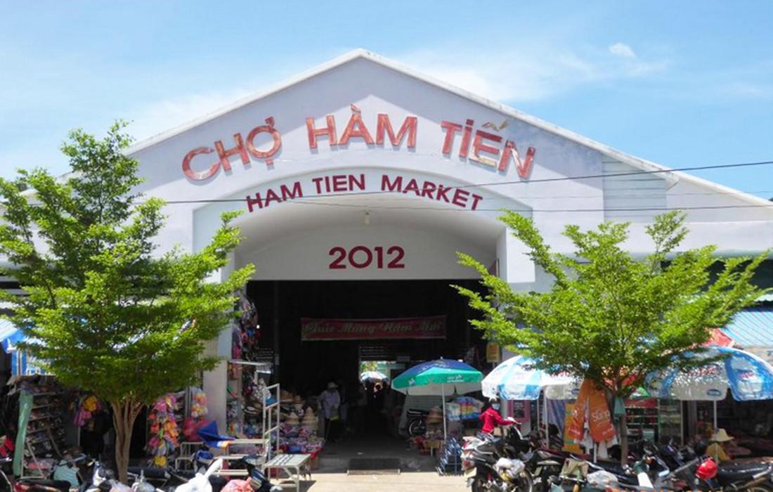 Các khu chợ nổi tiếng tại Phan Thiết -  Ảnh 2