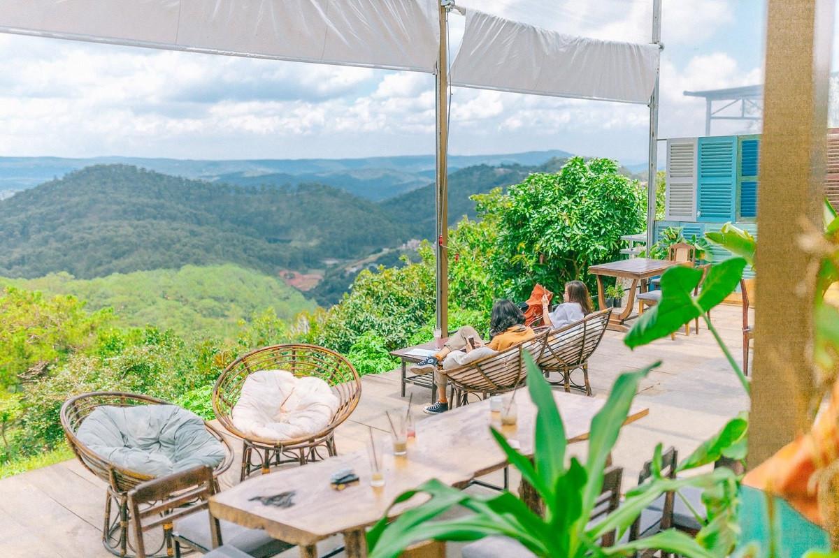 Bật mí 5 quán cà phê ở Đà Lạt siêu lãng mạn nhất định phải đến