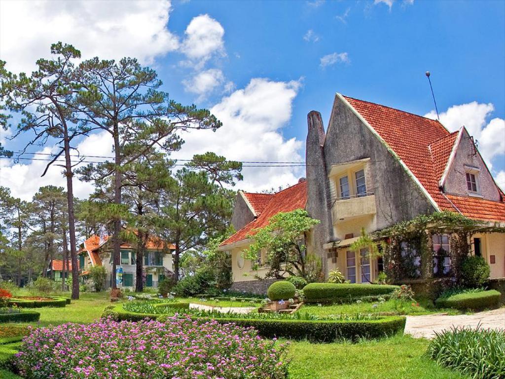 Quán cà phê ở Đà Lạt siêu lãng mạn - Hoa violet Ngày thứ 4 - ảnh 1