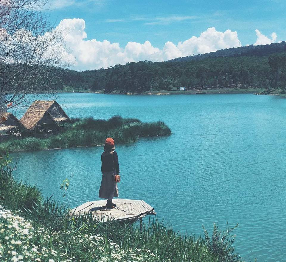Một chuyến du lịch Đà Lạt, hãy ghé qua check in hồ Tuyền Lâm để có những tấm hình xinh lung linh