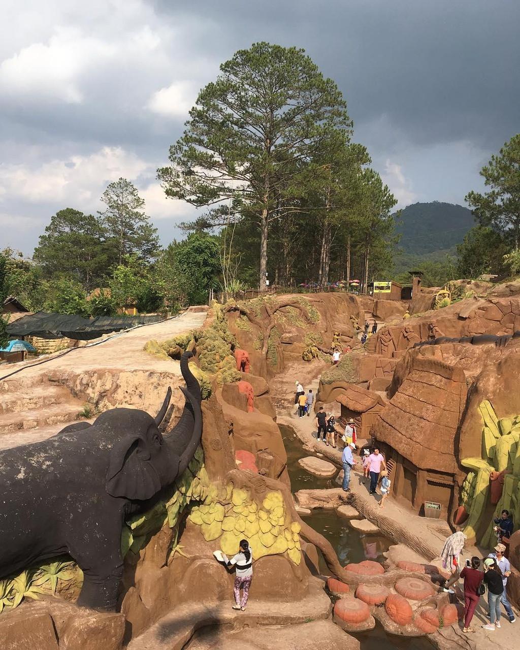 Đường hầm đất sét – Điểm đến check in hấp dẫn tại Đà Lạt - ảnh 3
