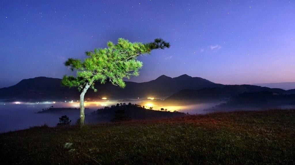Điểm săn mây Đà Lạt vô cùng đẹp - Đồi Thiên Phúc Đức