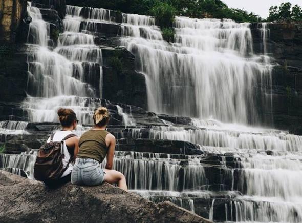 Check in thác Pongour - 'Nam Thiên Đệ Nhất Thác' - ảnh 5