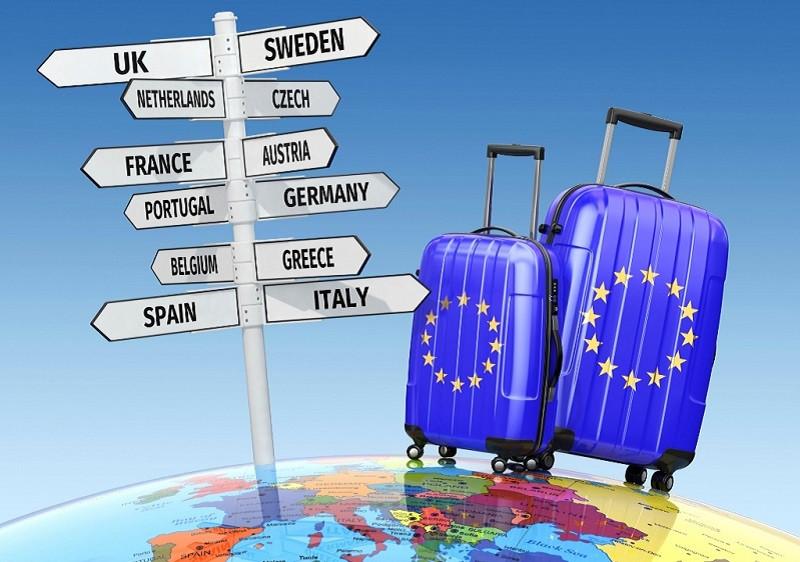 Visa đi du lịch Châu Âu