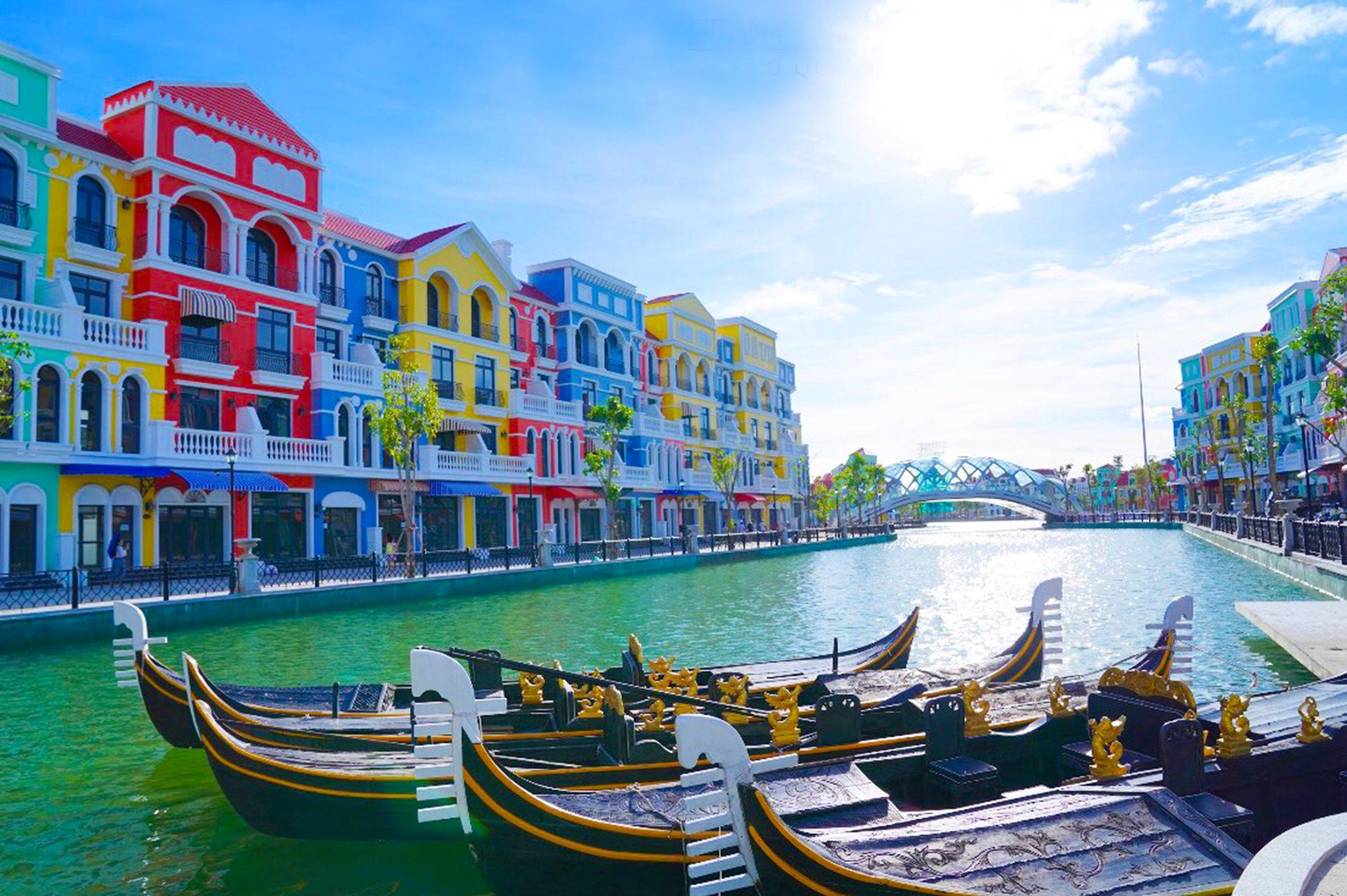 Khám phá khu nghỉ dưỡng Grand World Phú Quốc - ảnh 2