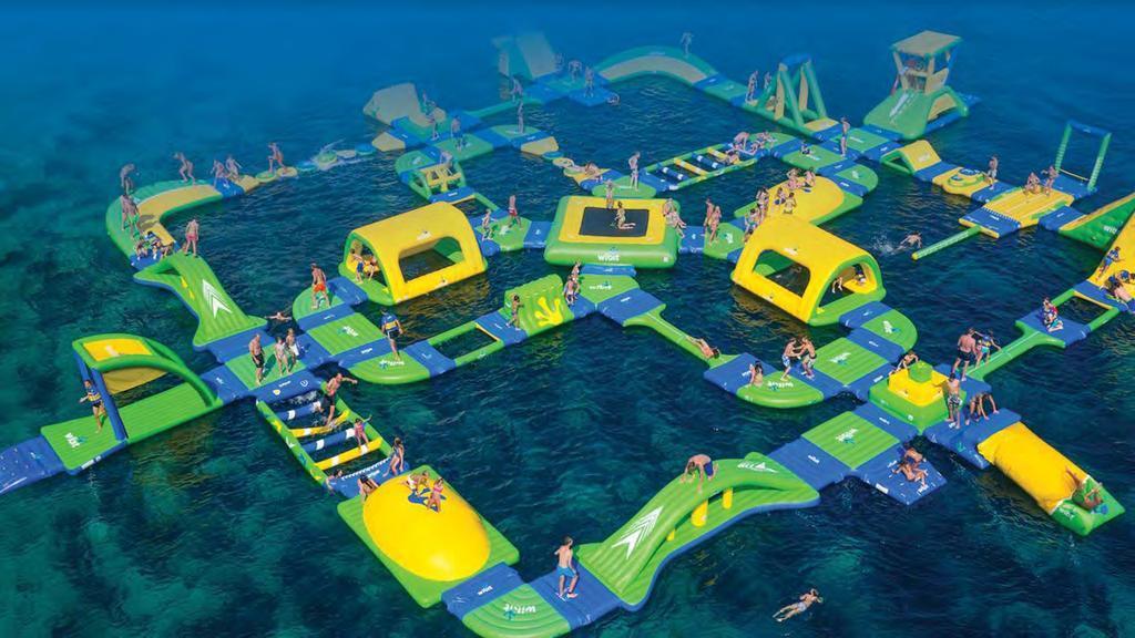 Sealife là khu vui chơi trên biển rộng tới 5.000m2
