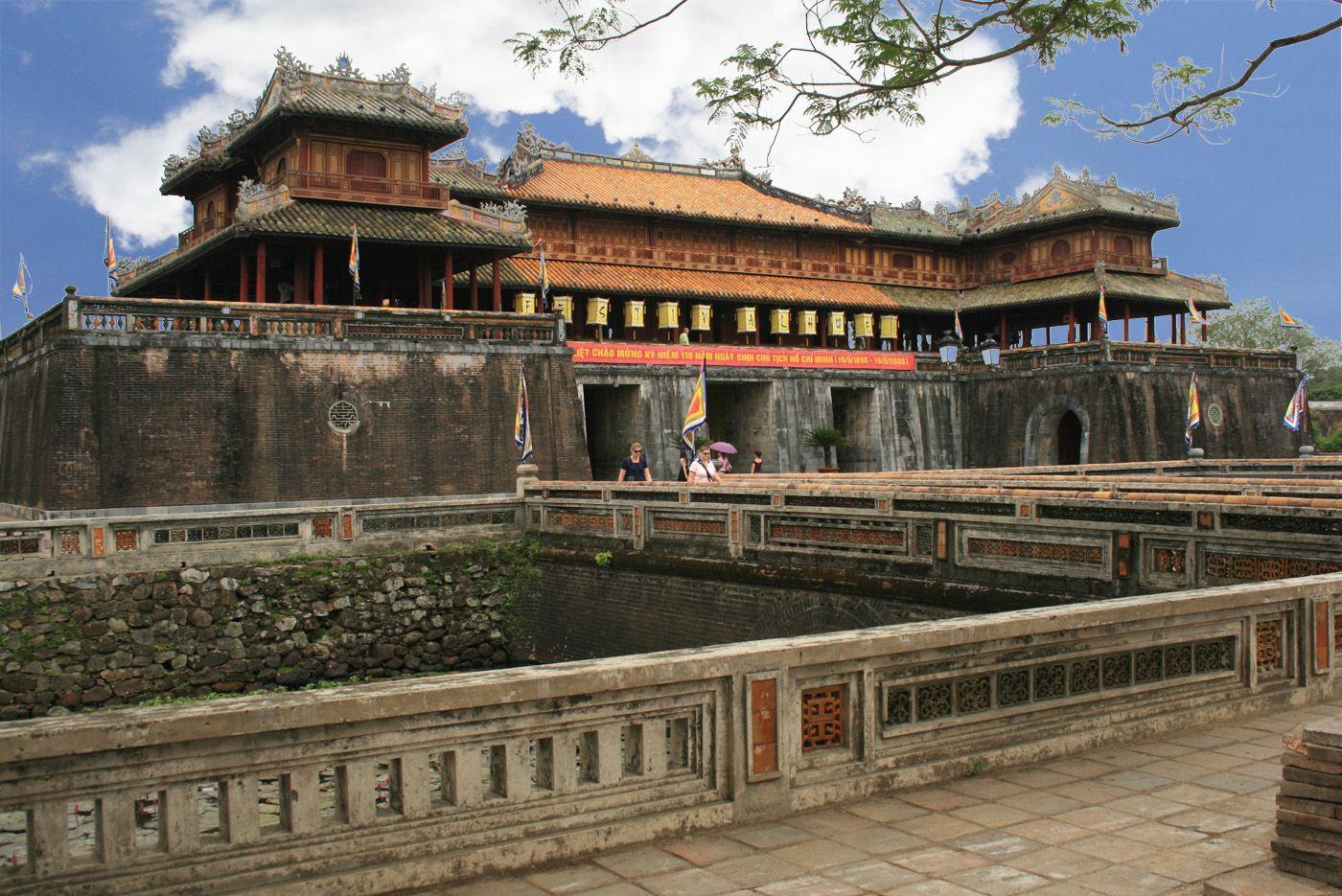 Du lịch Huế - cố đô