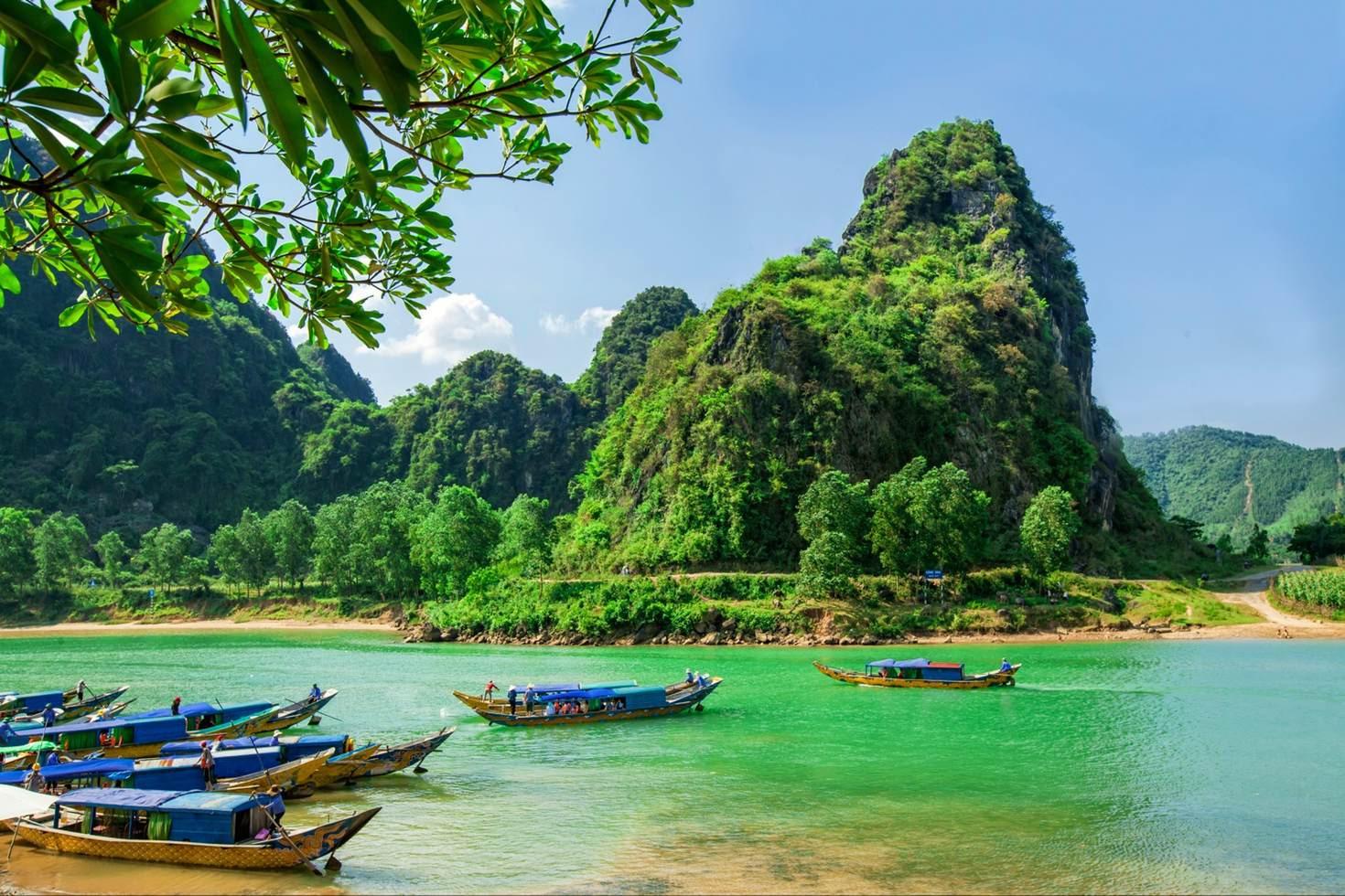 Du lịch Phong Nha - ảnh 1
