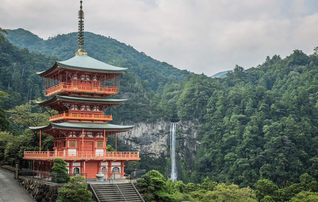 Những điểm du lịch được yêu thích nhất trong dịp nghỉ lễ 30/4 - Nachi Falls, Wakayama