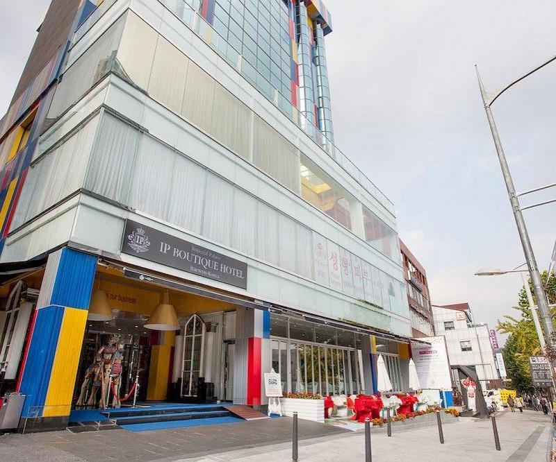Khách sạn IP Boutique
