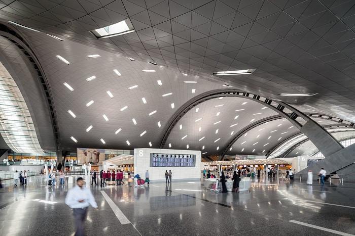 Top 5 sân bay quốc tế đẹp nhất thế giới - ảnh 14