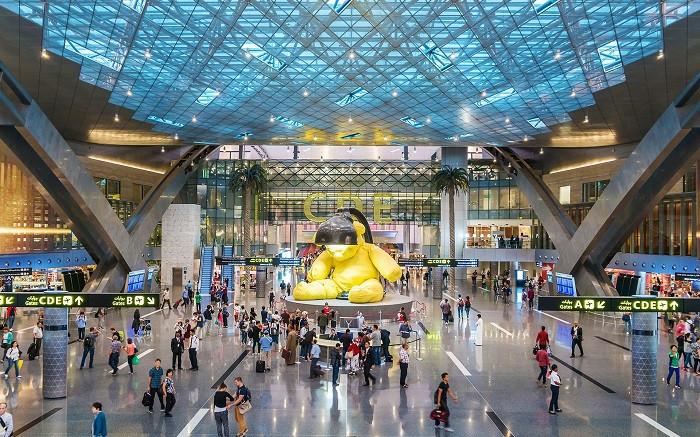 Top 5 sân bay quốc tế đẹp nhất thế giới - ảnh 15