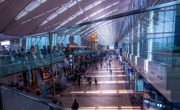 Top 5 sân bay quốc tế đẹp nhất thế giới - ảnh 5