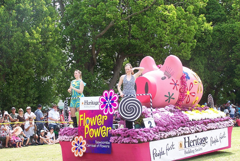 Lễ hội hoa Toowoomba