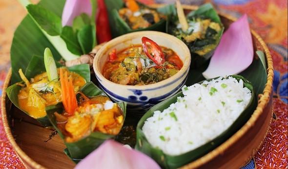Thăm vùng đất chùa tháp và món amok nức danh Campuchia - Cá Amok