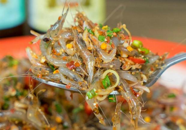 Goong Ten - ẩm thực thách thức sự can đảm khách đến Thái Lan - ảnh 2