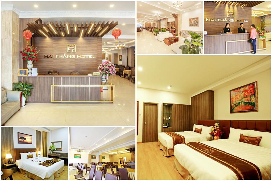 Du lịch Đà Lạt tiết kiệm với combo voucher khách sạn Mai Thắng Đà Lạt
