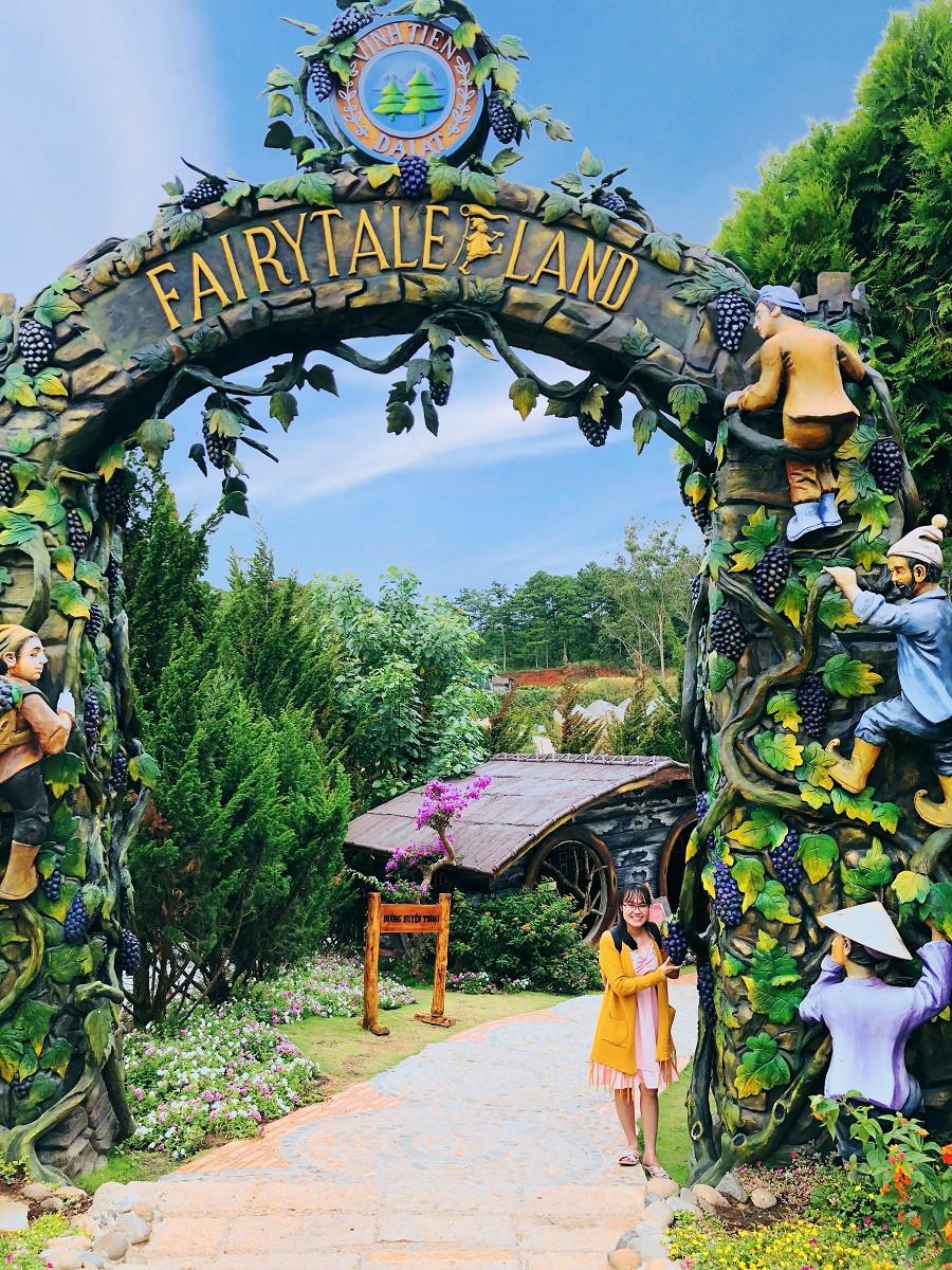 Ngất xỉu trước vạn điểm sống ảo cực cute tại Xứ sở thần tiên Fairytale Land Đà Lạt - ảnh 11