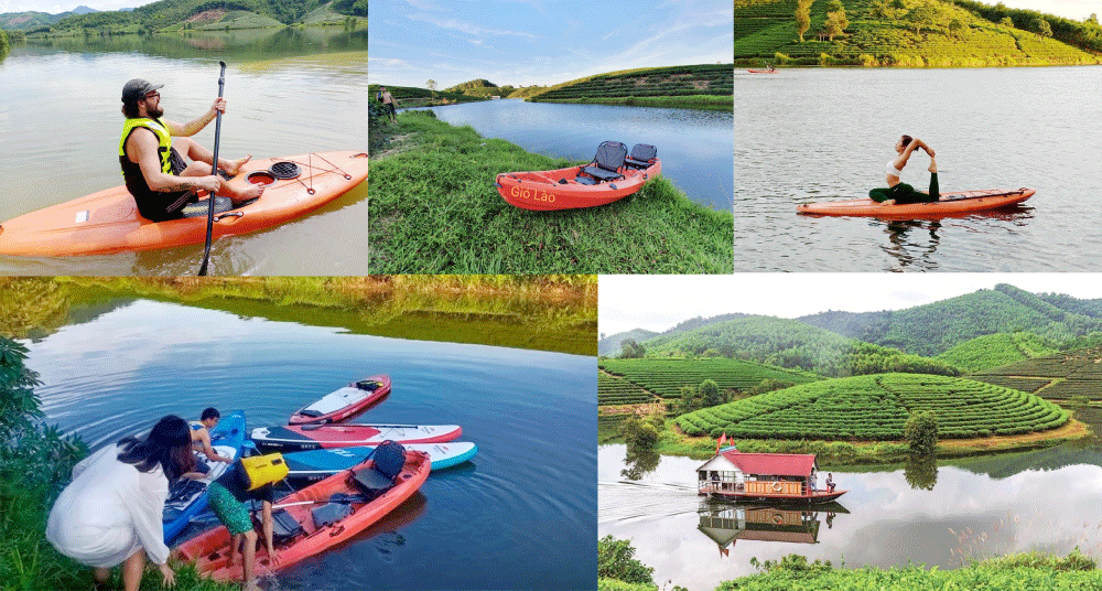 Gió Lào Eco Lodge - Homestay đẹp nhất đảo chè Thanh Chương - ảnh 7