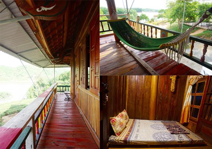 Gió Lào Eco Lodge - Homestay đẹp nhất đảo chè Thanh Chương - ảnh 5