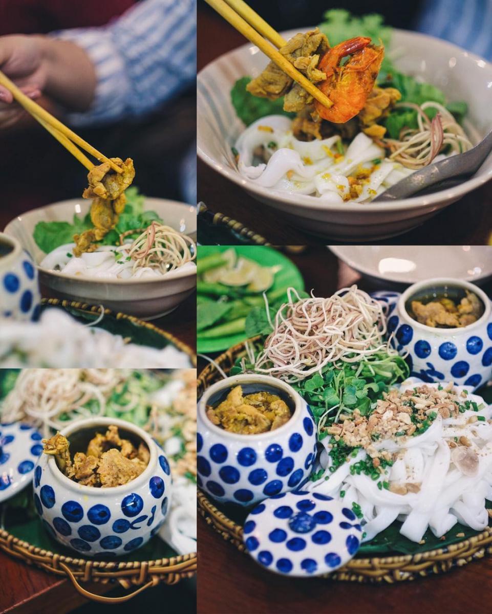 """Sẽ """"thiếu sót"""" nếu đi du lịch Đà Nẵng mà không thưởng thức mì Quảng ếch"""