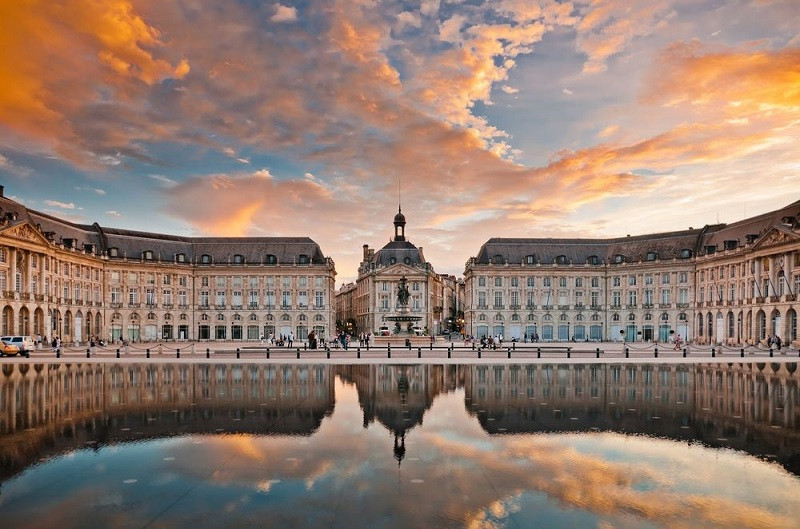 Thành phố Bordeaux, Pháp