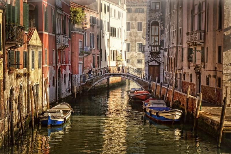 Thành phố Venice, Italia