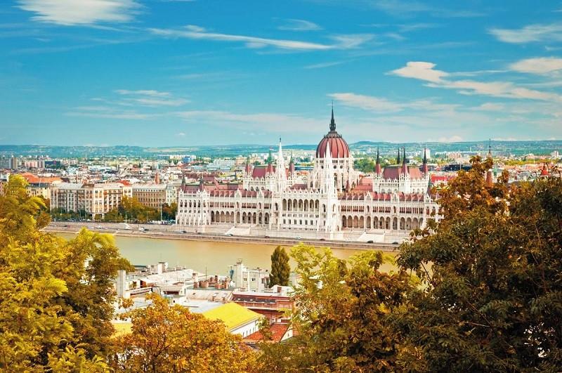 Thành phố Budapest, Hungary
