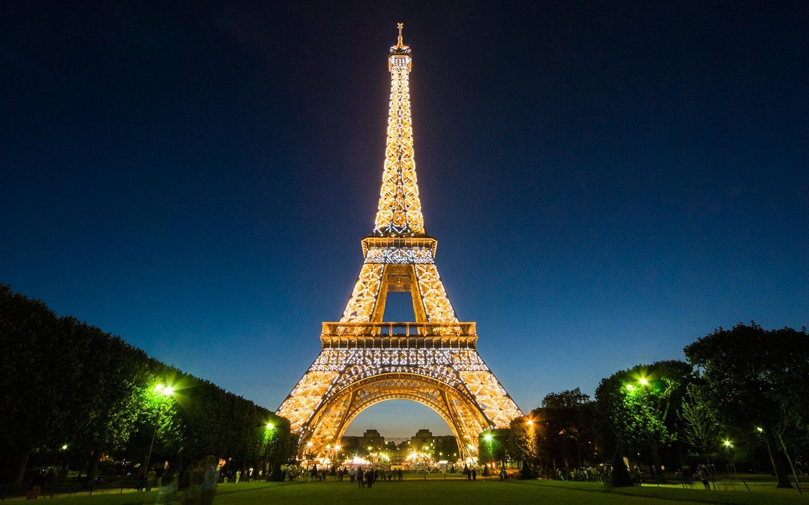 5 nhà hàng lãng mạn nhất ở Paris