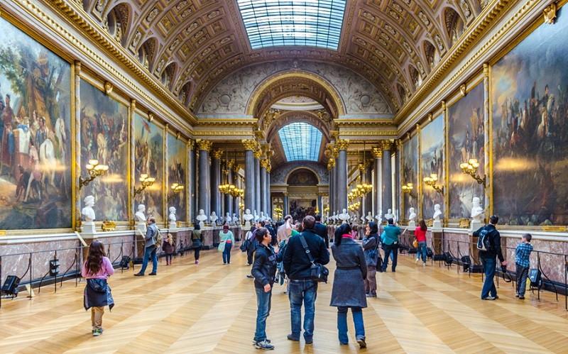 Du lịch Pháp mê đắm với những kiệt tác nghệ thuật ở Bảo tàng Louvre - ảnh 3