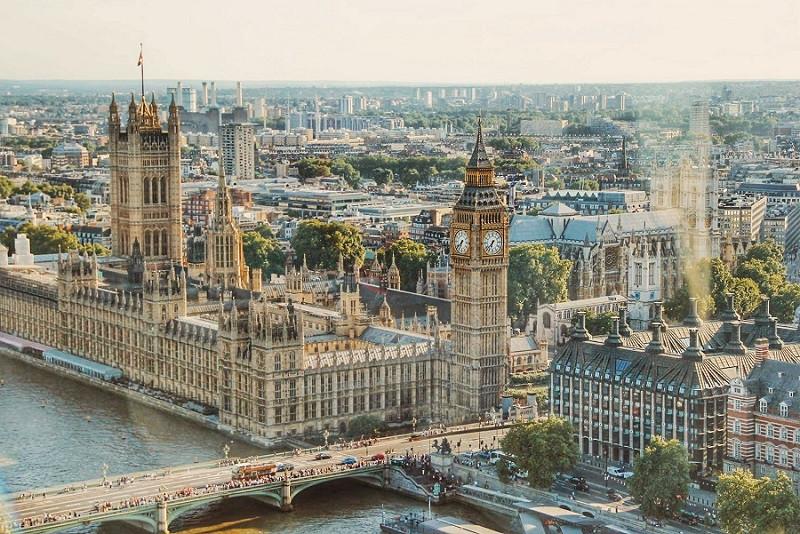 Du lịch châu Âu dừng chân khám phá London - thủ đô của xứ sở sương mù - ảnh 1