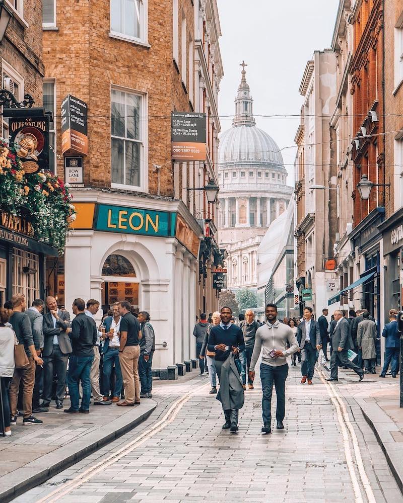 Du lịch châu Âu dừng chân khám phá London - thủ đô của xứ sở sương mù - ảnh 4