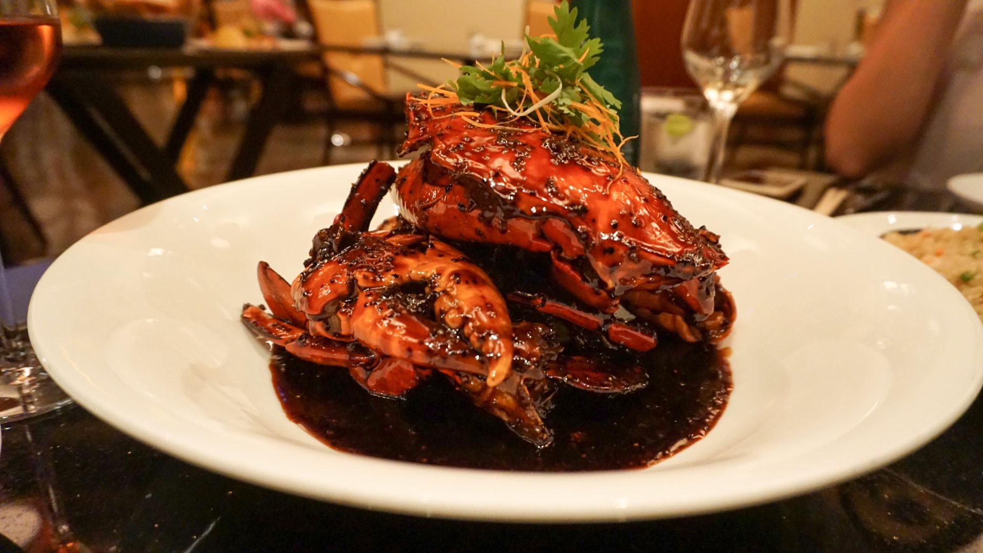 7 món ăn đắt đỏ nhất chỉ có tại Dubai - Cua nhện