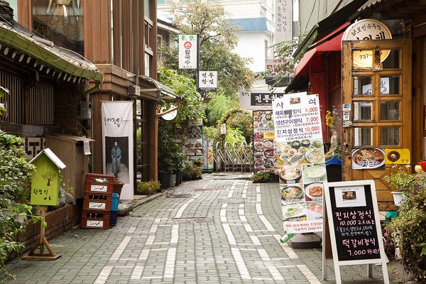 Xứ sở Kim Chi cũng có một phố cổ Insadong tuyệt vời như vậy mà - Những con hẻm trong phố cổ Insadong
