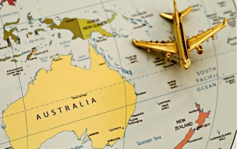 Phương tiện du lịch hè Úc