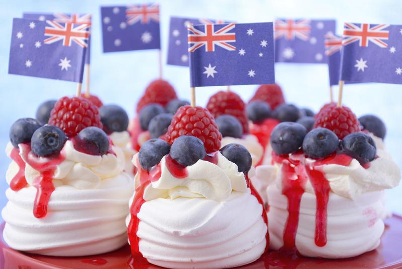 Đặc sản của nước Úc